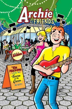 Archie Comics Cover: Archie & Friends No.134 The Archies Live