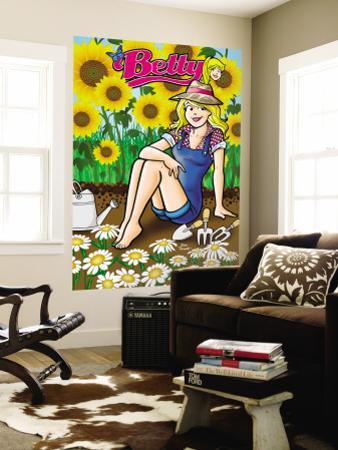 Archie Comics Cover: Betty No.191