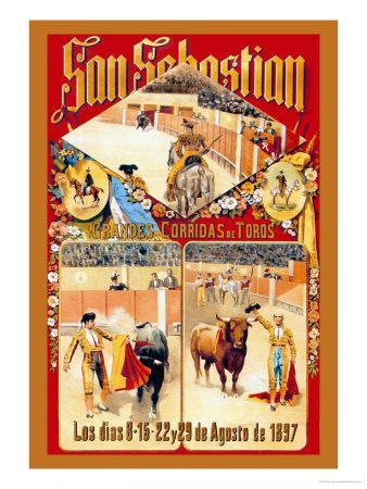 San Sebastian Grandes Coridas