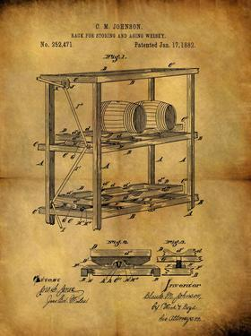 Aging Whiskey 1882 by Dan Sproul