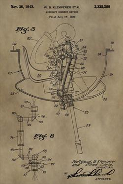Aircraft Gunnery Device, 1939 by Dan Sproul