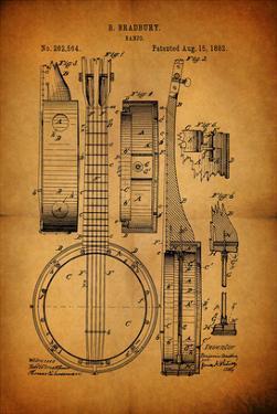 Banjo 1882 by Dan Sproul