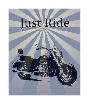 Just Ride by Dan Sproul