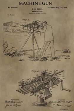 Machine Gun, 1899 by Dan Sproul
