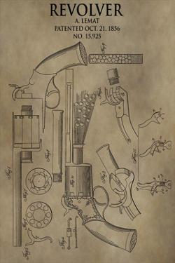Revolver. 1856 by Dan Sproul