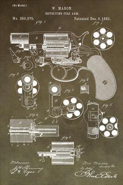 Revolving Firearm, 1881-Green by Dan Sproul