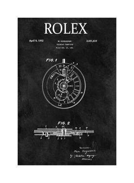 Rolex Calendar Time Piece, 195 by Dan Sproul