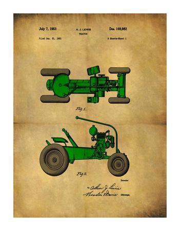 Tractor 1953 - II