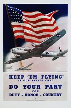 Do Your Part Poster by Dan V. Smith and Albro F. Downe