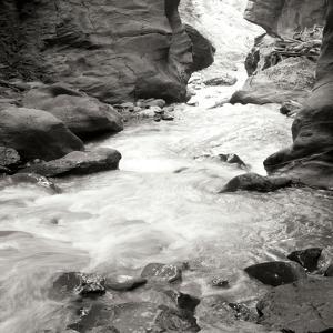 Box Canyon III by Dana Styber