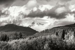 Mount Baker Exposed by Dana Styber