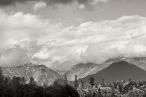 Mount Baker Shrouded by Dana Styber
