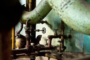 Pipe Junction by Dana Styber