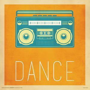 Dance Boombox Cassette