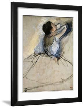 Dancer  C. 1874