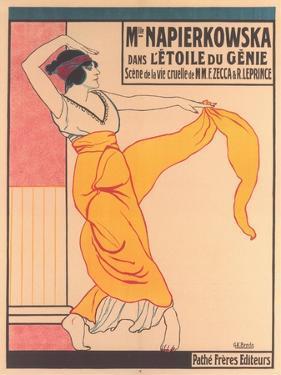 Dancer in Expressive Pose