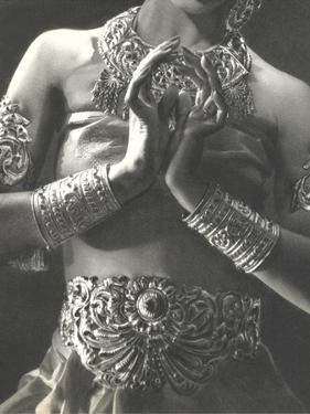 Dancer's Jewelry and Belt