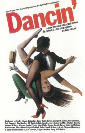 Dancin - Broadway Poster , 1978