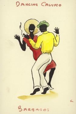 Dancing Calypso, Barbados