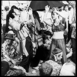 Dancing Hippies,1967