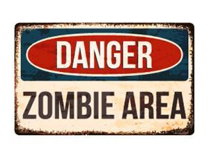 Danger - Zombie Area!