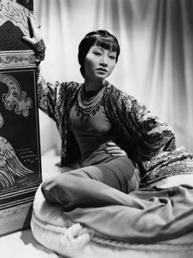 Dangerous to Know, Anna May Wong, 1938
