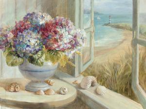Coastal Hydrangea by Danhui Nai