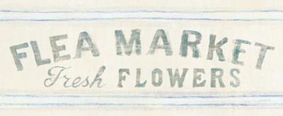 Floursack Florals XII Crop by Danhui Nai