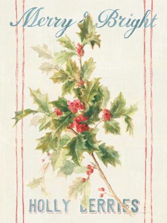 Floursack Holiday Bright I by Danhui Nai