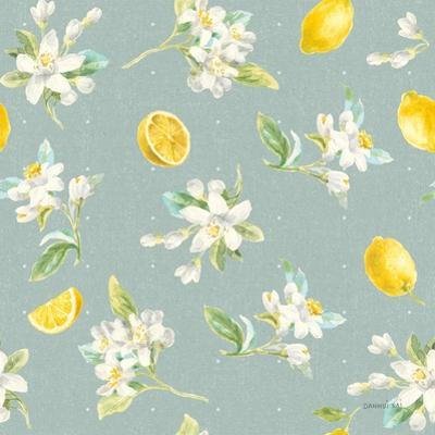 Floursack Lemon Pattern III by Danhui Nai