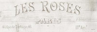 French Roses VII by Danhui Nai