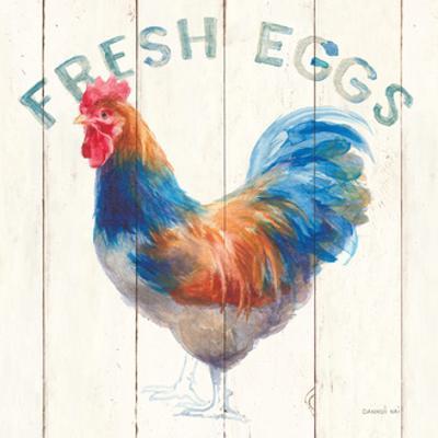 Fresh Eggs Hen by Danhui Nai