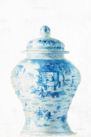 Ginger Jar II on White Crop by Danhui Nai