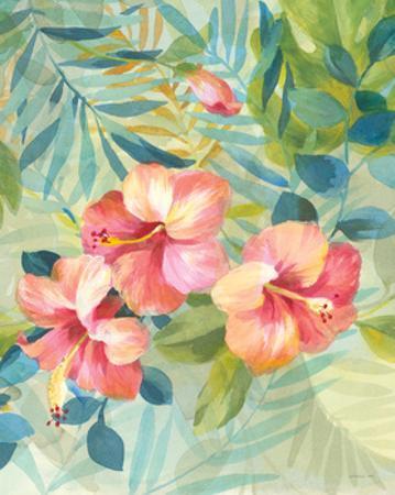 Hibiscus Garden III by Danhui Nai