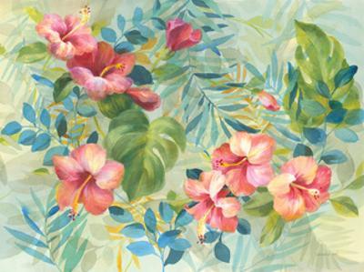 Hibiscus Garden by Danhui Nai