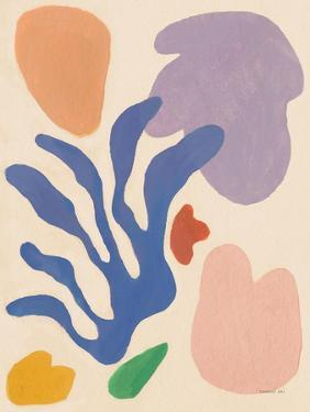Honoring Matisse Warm by Danhui Nai