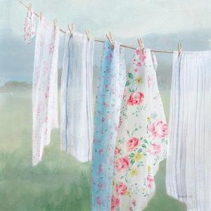 Laundry Day I by Danhui Nai