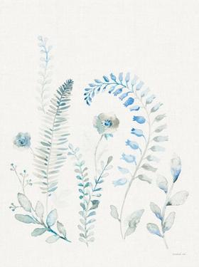 Malmo Garden II Linen by Danhui Nai