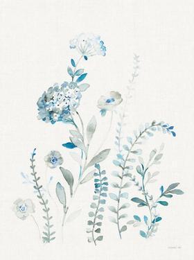 Malmo Garden III Linen by Danhui Nai