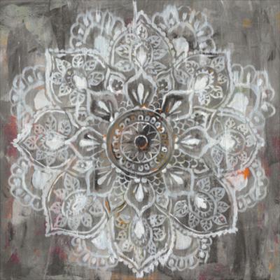 Mandala in Neutral II by Danhui Nai