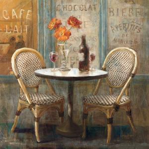 Meet Me at Le Cafe I by Danhui Nai