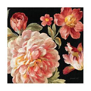 Mixed Floral IV Crop I by Danhui Nai
