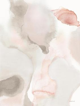 Pastel and Neutral Abstract I by Danhui Nai