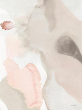 Pastel and Neutral Abstract II by Danhui Nai