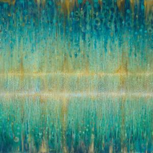 Rain Abstract I by Danhui Nai