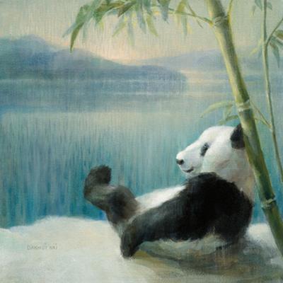 Resting in Bamboo by Danhui Nai