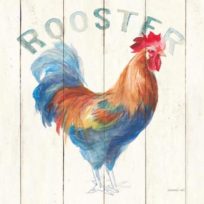 Rooster by Danhui Nai