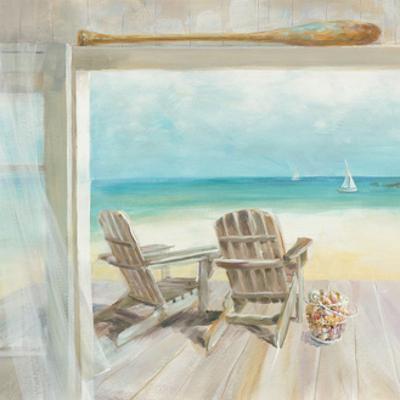 Seaside Morning Crop by Danhui Nai