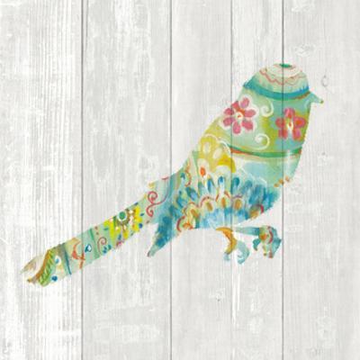 Spring Dream Paisley X by Danhui Nai