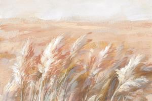 Terracotta Prairie Grasses by Danhui Nai